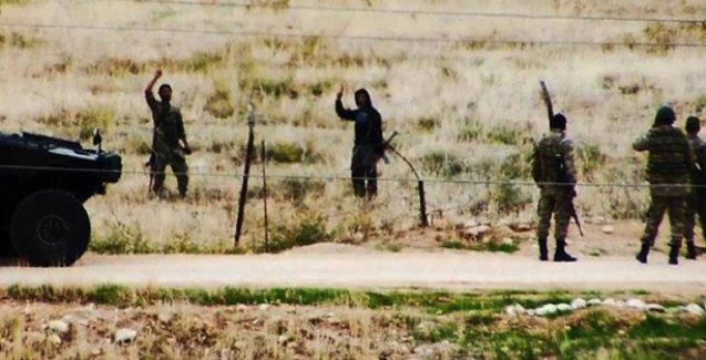 'Kobani'den kaçan IŞİD'liler TSK'ya sığındı'