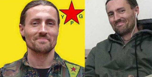 Kobanililer ABD'li YPG savaşçısını uğurladı