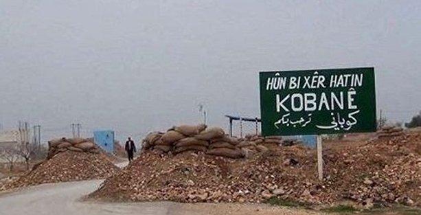 Kobani'nin yüzde 80'i Kürt güçlerinin elinde