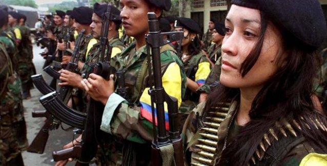 Kolombiya ordusunun saldırısı ardından FARC ateşkesi askıya aldı