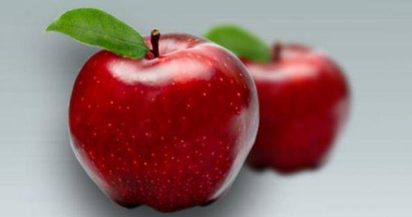 Kolon kanserine karşı elma yiyin