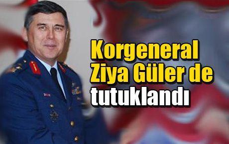 Korgeneral Ziya Güler tutuklandı