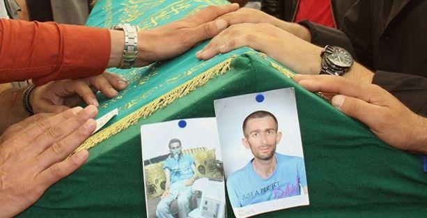 Kot taşlama işçisi Murat Sevgial hayatını kaybetti