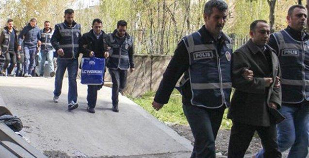 KPSS soruşturmasında 17 tutuklama