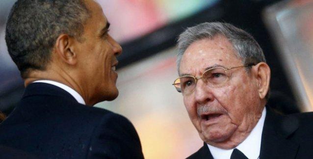 Küba: ABD'ye büyükelçi atayabiliriz
