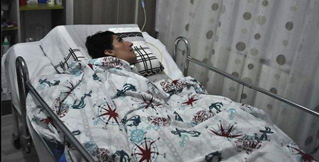 Kumru Konak'ın Almanya'da mümkün olan tedavisine bürokrasi engeli