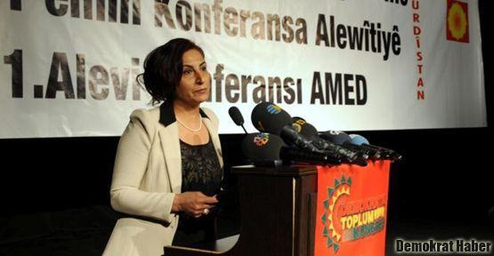 'Kürdistan ve Alevi kelimesini beraber söylemek çok önemli'