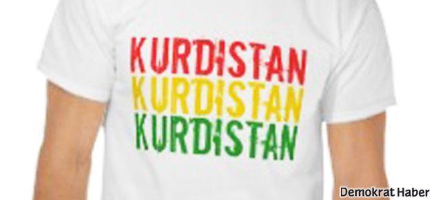 'Kürdistan' yazılı tişört giyen gence ırkçı saldırı