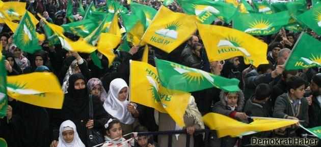 Kürdistan'da Hüda Par-AKP bütünleşmesi