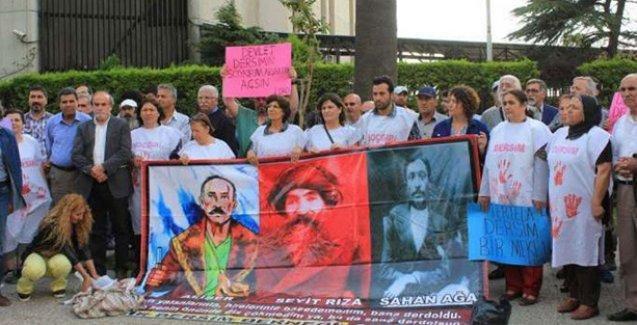 Kürkçü: AKP Dersim'de katleden devletin mirasını sürdürüyor