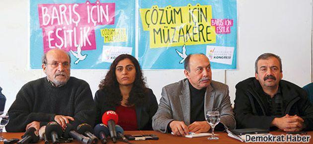 Kürkçü ve Önder halkı bugün Taksim'e çağırdı
