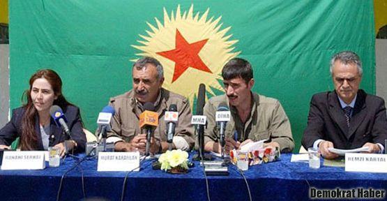 'Kürt sorununu değil, PKK'yi nasıl çözeriz ittifakı'