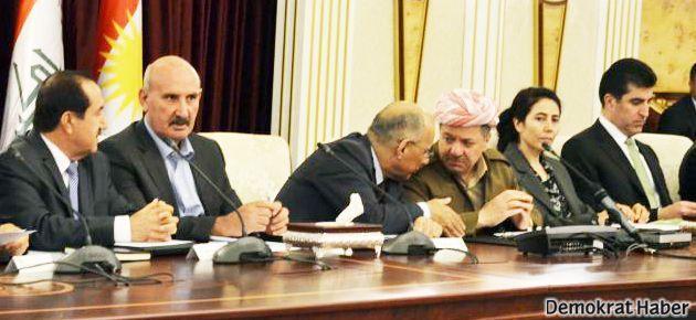 Kürt Ulusal Kongresi bir ay içinde toplanacak
