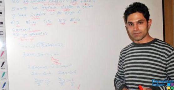 Kürtçe matematik ders kitabı