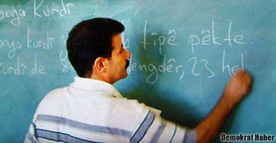 Kürtçe öğretmenliğine ilgi patlaması