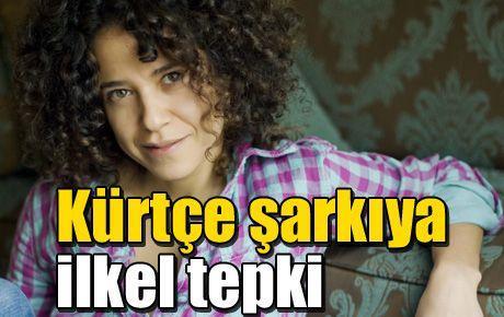 Kürtçe şarkıya ilkel tepki