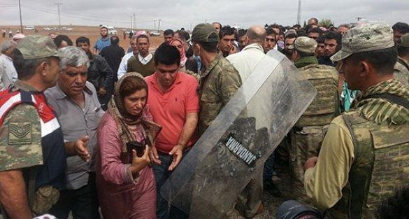 Kürtler Kobani'ye dönmeye başladı