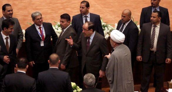 Kürtler ve Sünniler meclisi terk etti