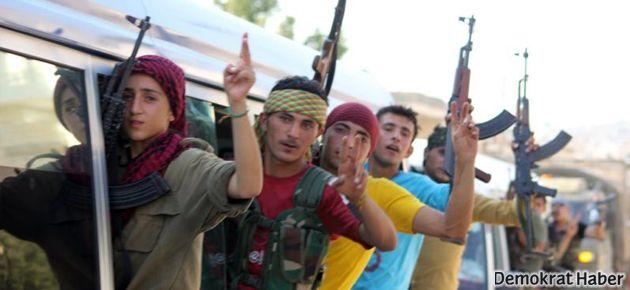 Kürtler zafer, devrim ve bayram kutladı