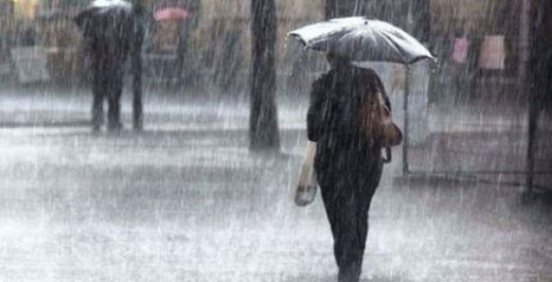 Kuvvetli yağış, ani sel, su baskını uyarısı