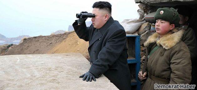 Kuzey Kore savaş ilan etti