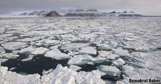 Kuzey Kutbu yok olmanın eşiğinde