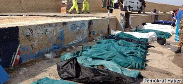 Lampedusa'da AB'nin göçmen politikası battı