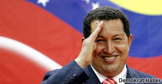 Latin Amerika liderlerinden Chavez için açıklama
