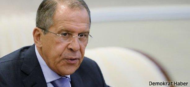 Lavrov'dan Türkiye'ye cevap: Suriye'de rejim değişikliği kabul edilemez