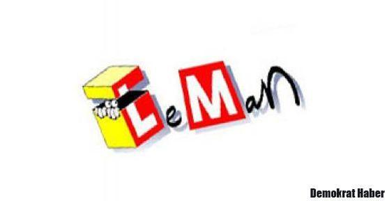 Leman da Başbakan'ı kapak yaptı