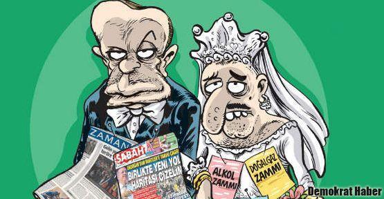 Leman, Erdoğan'ı damat yaptı ve bakın ne taktı!