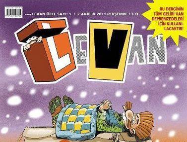 Leman'dan LeVan özel sayısı