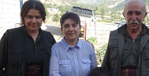 Leyla Zana, Erbil ve Kandil'deki temasların ayrıntılarını anlattı