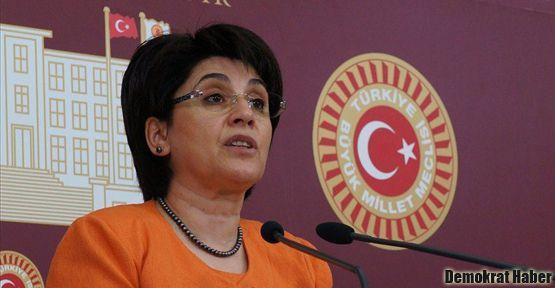 Leyla Zana TBMM'de açlık grevine başladı!
