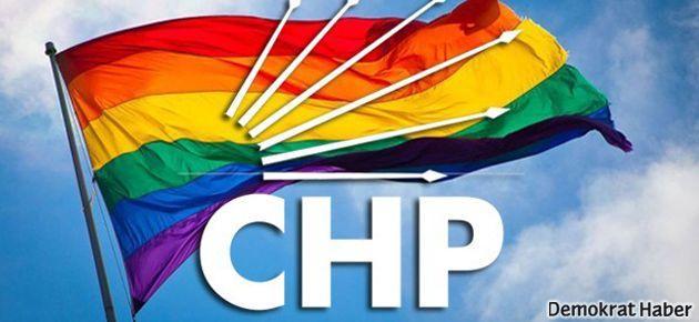'LGBT-CHP aşkının aşırı acıklı hikâyesi'
