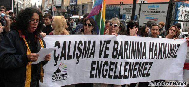 LGBT örgütleri polis şiddetine 'dur' dedi