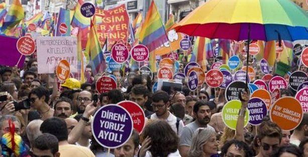 LGBTİ: İstanbul'un en büyük partisini veriyoruz, siz de katılın