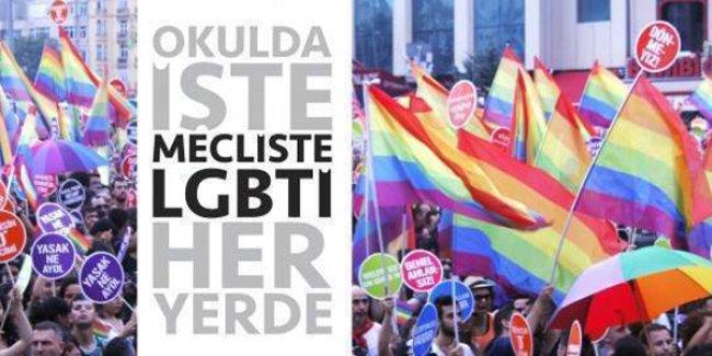 LGBTİ'lere yönelik 'Siyaset Okulu' bugün başlıyor