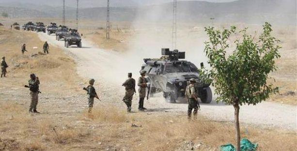 Lice'de kaza sonucu yaralanan asker hayatını kaybetti