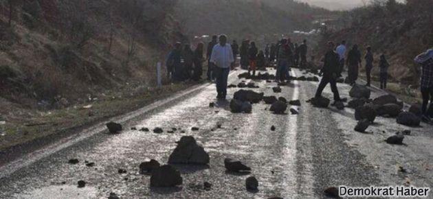 Lice'deki çatışmalarda 25 gözaltı