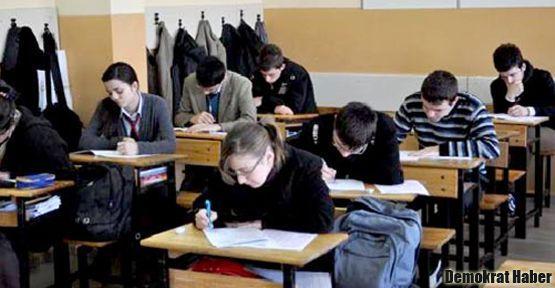 Lise son sınıflara sınav hakkı