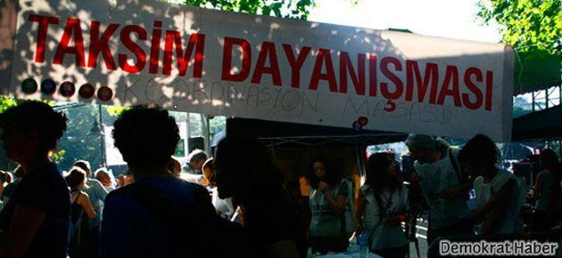 'Madem Gezi açılıyor, yarın Taksim'deyiz!'