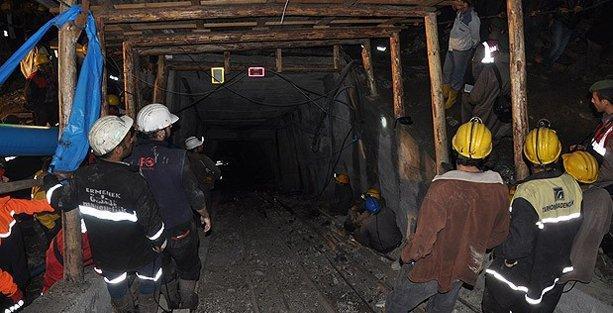 Maden işçileri 3 aydır maaş alamıyormuş!