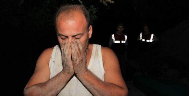 Maden ocağı girişinde toprak kayması: 2 ölü, 2 yaralı