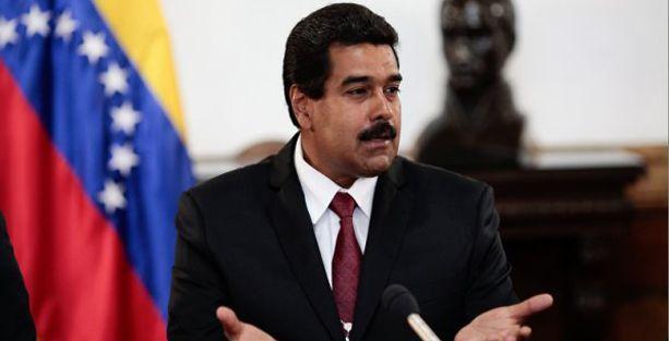 Maduro'dan Arap liderlere: Yerin dibine batsın resmi açıklamalarınız!