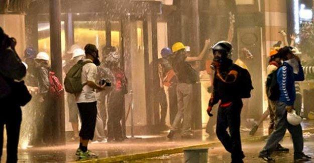 Mersin 'Gezi' davası görülmeye başlandı