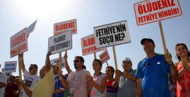 Mahkemeden Ölüdeniz'in devrine durdurma kararı