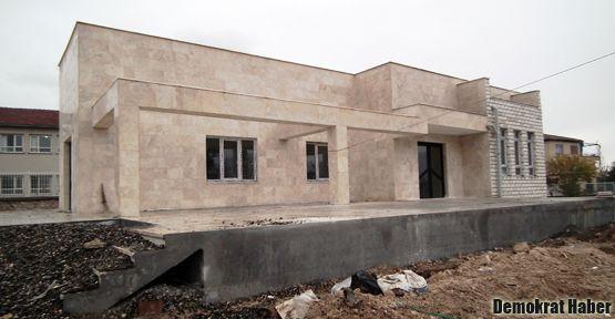 Malatya Ermeni mezarlığı yıkıldığı gibi yapıldı