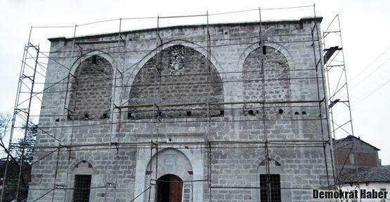 Malatya Taşhoran Kilisesi ve Venk Şapeli onarılıyor