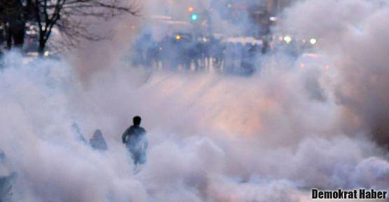 Malatya'da BDP'lilere ülkücüler saldırdı